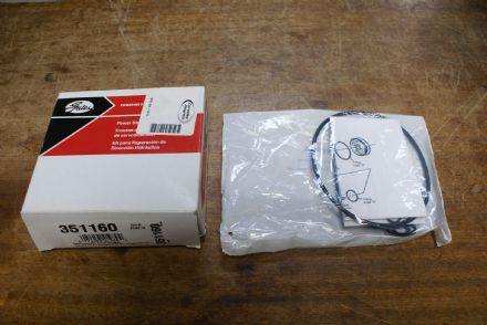 1963-1982 C2 C3 Corvette,Power Steering Pump Seal Kit,New